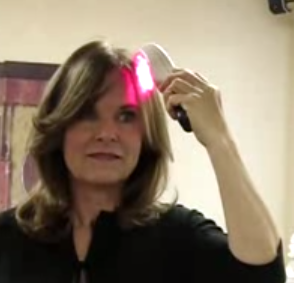 Using Personal Hair Therapy Hair Loss Laser Device